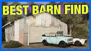 Barn Find 3 Forza Horizon Forza Horizon 3 How To Unlock Rx7 E36 All Barn Find Cars