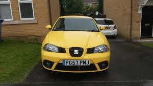 used 2007 seat ibiza formula sport for sale in nottinghamshire