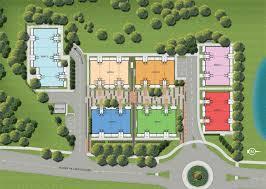 site plan vista flats u0026 towns