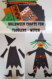 halloween crafts for toddlers witch odd socks and lollipops