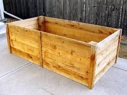 What Type Of Wood For Raised Garden - raised garden beds do it yourself home projects from ana white