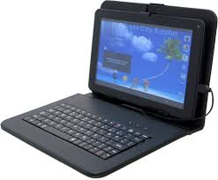 android tablets with keyboards proscan 9 inch android tablet with keyboard and carrying