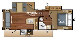 2018 eagle ht fifth wheel floorplans u0026 prices jayco inc