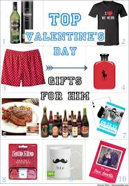 valentine day gifts for him valentines day hers for him 5 perfect and romantic valentines
