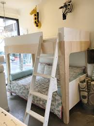 Oeuf Perch Bunk Bed New In Studio U2014 Everly U0026 Monet Interior Design Bethesda Md