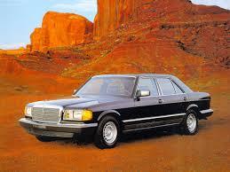 mercedes benz w126 300sd turbodiesel 1985 mercedes benz