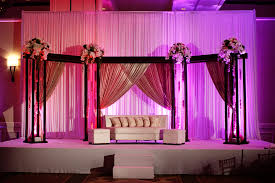 Beautiful Wedding Stage Decoration Our Wedding Rehana Du Jour
