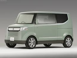 concept bus honda step bus concept 2006 picture 1 of 11