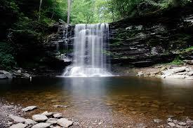 Pennsylvania waterfalls images Waterfalls at ricketts glen pennsylvania adkhighpeaks jpg
