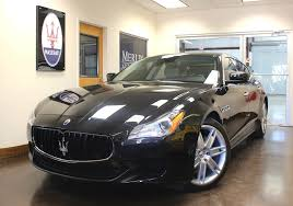 maserati quattroporte 2015 interior used 2015 maserati quattroporte stock p3419a ultra luxury car