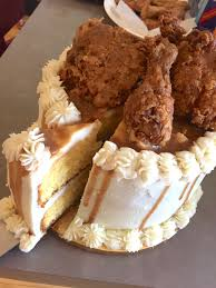 cake for dinner is ok when it u0027s made with fried chicken mashed