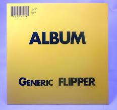 album inserts flipper album generic flipper lp 1st pressing with inserts