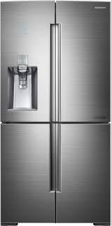 Energy Star Exterior Door by Samsung French Door Refrigerators