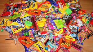 where does all that extra halloween candy go