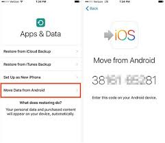 switching from android to iphone easiest way to migrate from android to iphone or tech n track