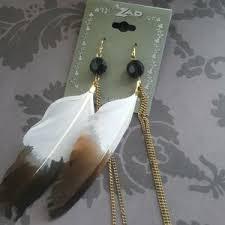 zad earrings women s zad jewelry earrings on poshmark