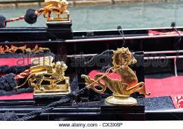 venetian golden ornaments venice italy stock photo royalty free