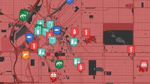 map of the dead attack resource locators map of the dead