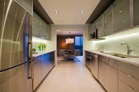 parallel kitchen ideas forma design contemporary kitchen dc metro by forma design