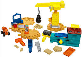 fisher price bob builder mash u0026 mold construction toys