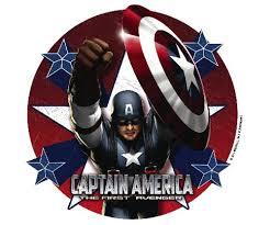captain america cake topper captain america edible cake topper decoration kitchen