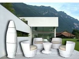 White Resin Outdoor Furniture by 100 White Resin Patio Chairs White Wicker Patio Furniture