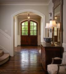Hardwood In Powder Room Foyer Flooring Ideas Entry Traditional With Powder Room Under