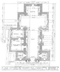 santa barbara mission floor plan amazing alamo floor plan 1836 contemporary flooring u0026 area rugs
