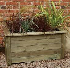 Outdoor Planter Ideas by Nice Box For Raised Flower Garden In Front Of House Garden