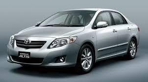toyota corolla altis 2008 review toyota altis 2008 car rental