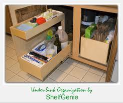 under kitchen sink storage under cabinet storage systems exitallergy