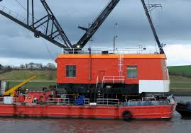 River Clyde Photography Kml U0027s Heavy Lift Crane Barge Bd6072