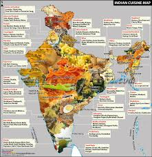 atlas cuisines indian cuisine map indian food