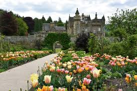 headed to scotland this spring abbotsford house is a must