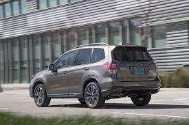 subaru mini pickup 2017 subaru forester 2 0xt touring first test review