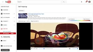 youtube now offering heatmaps for 360 video analytics u2013 road to vr