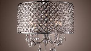 drum light chandelier lighting 0000854 16 web modern laser cut drum shade crystal