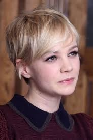 very short hairstyle with long bangs 17 best images about