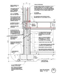 backyard insulated concrete forms for walls 28 wall start