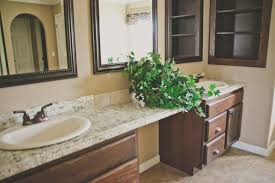 Mobile Home Bathroom Ideas by Exellent Mobile Home Bathroom Vanity Gorgeous Rustic Cabin