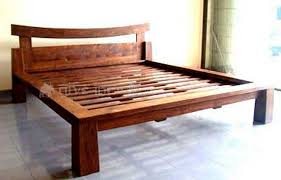 wooden beds manufacturer handcrafted wooden bed supplier of wooden