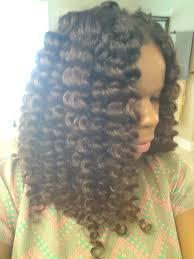 flexi rod stretch long 4b c hair video flexi rod tutorial on transitioning or relaxed hair flexi