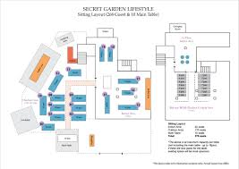secret garden lifestyle venue directory