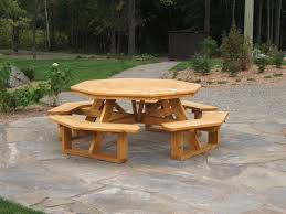 Red Cedar Octagon Walk In Picnic Table by 18 Best Outdoor Home Decor Images On Pinterest Weather Vanes