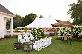 outdoor furniture rental tents