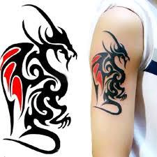tribal chinese dragon tattoos online buy wholesale koi dragon tattoo from china koi dragon