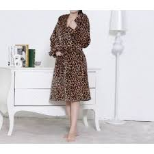 robe de chambre leopard robe de chambre leopard comparer les prix sur choozen fr publicité