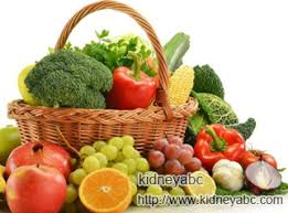to reduce serum creatinine and uric acid level