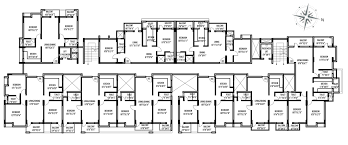 Floor Plans For Apartment Buildings by 4 Storey Apartment Building Designs Image Gallery Hcpr