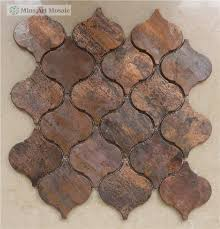 copper kitchen backsplash tiles best 25 copper backsplash ideas on reclaimed wood